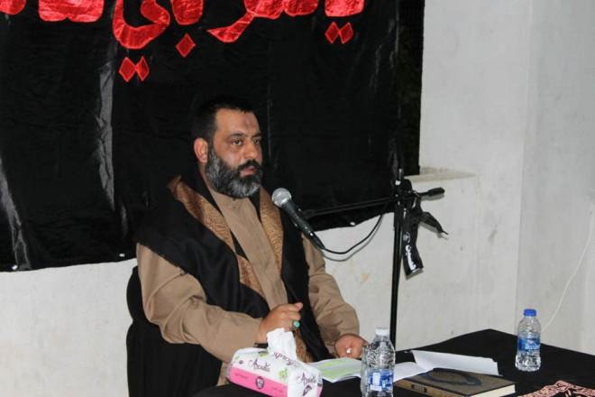 الشيخ علي مغنية