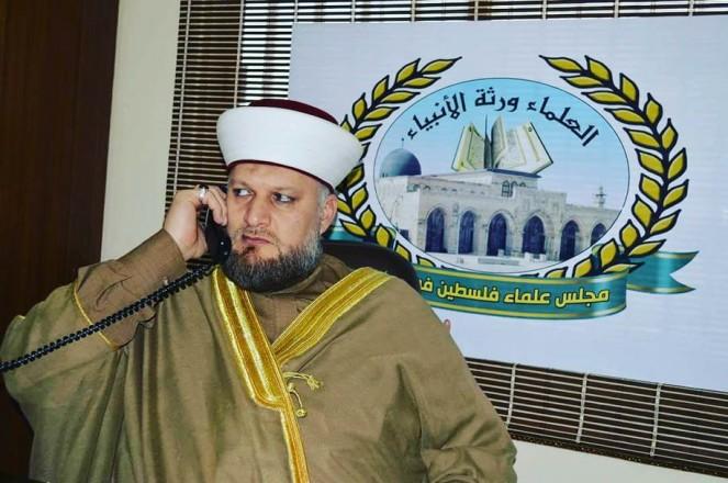 الشيخ د. محمد الموعد