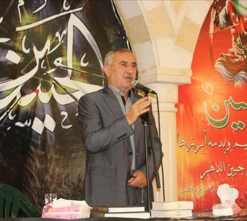 المسؤول التنظيمي المركزي لحركة امل الاخ محمد غزال