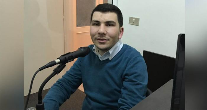 الشاب محمد كريم