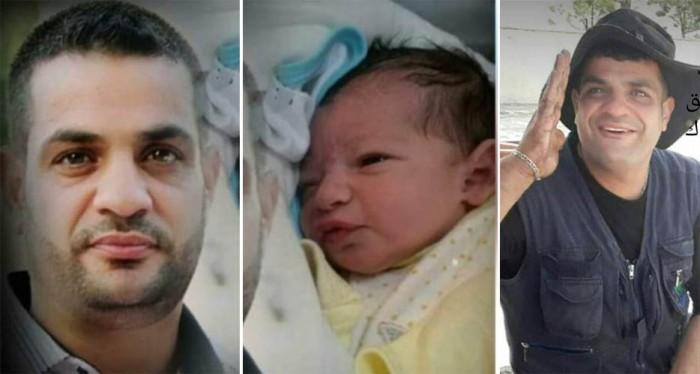 الطفلة زهراء، ابنة الشهيد علي خزعل