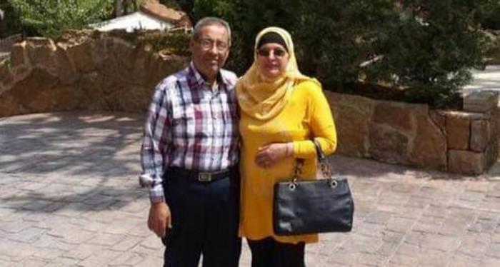 غازي محمد البيطار وزوجته هيام مصطفى مصطفى