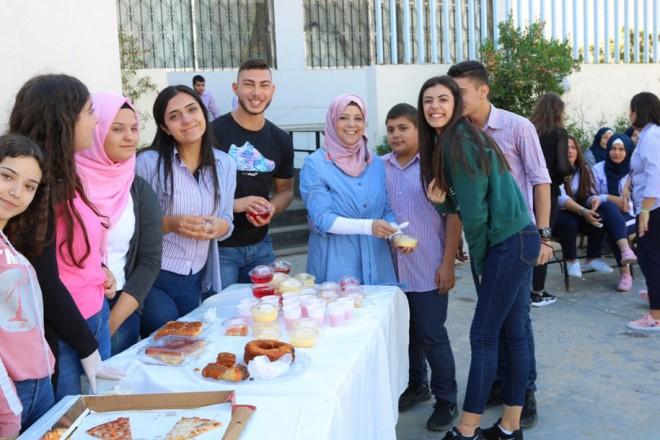 طلاب جمعية المواساة