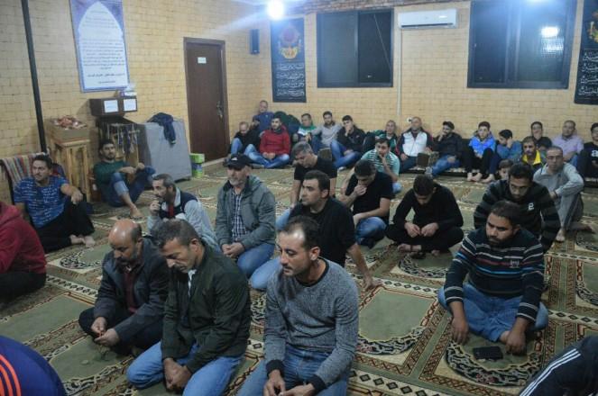 مجلس عزاء عن روح الشهيد المجاهد محمد سعيد