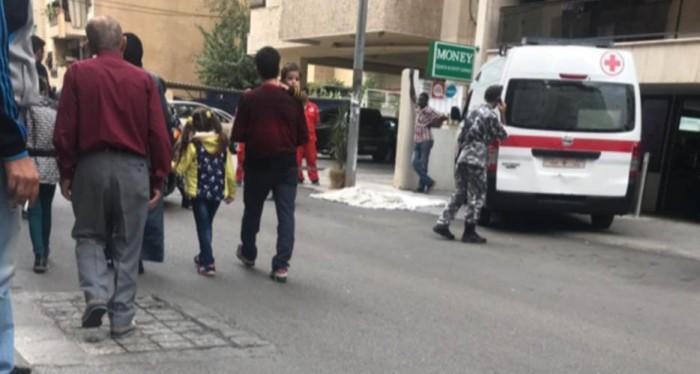 سقوط العاملة الاثيبوية في بيروت