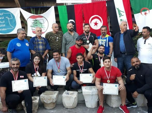 بلدية جونية تستضيف الاتحاد اللبناني للكونغ فو