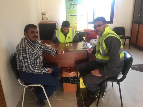تحديد فئات الدم في إتحاد بلديات قضاء بنت جبيل