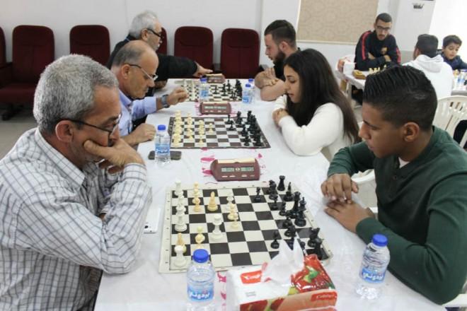 دورة شطرنج في العباسية