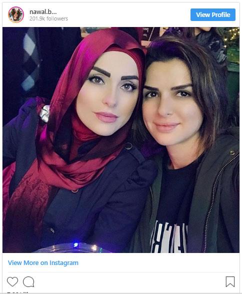 شقيقات الاعلامية نوال بري المحجبات يثرن فضول اللبنانيين  Untitled-12